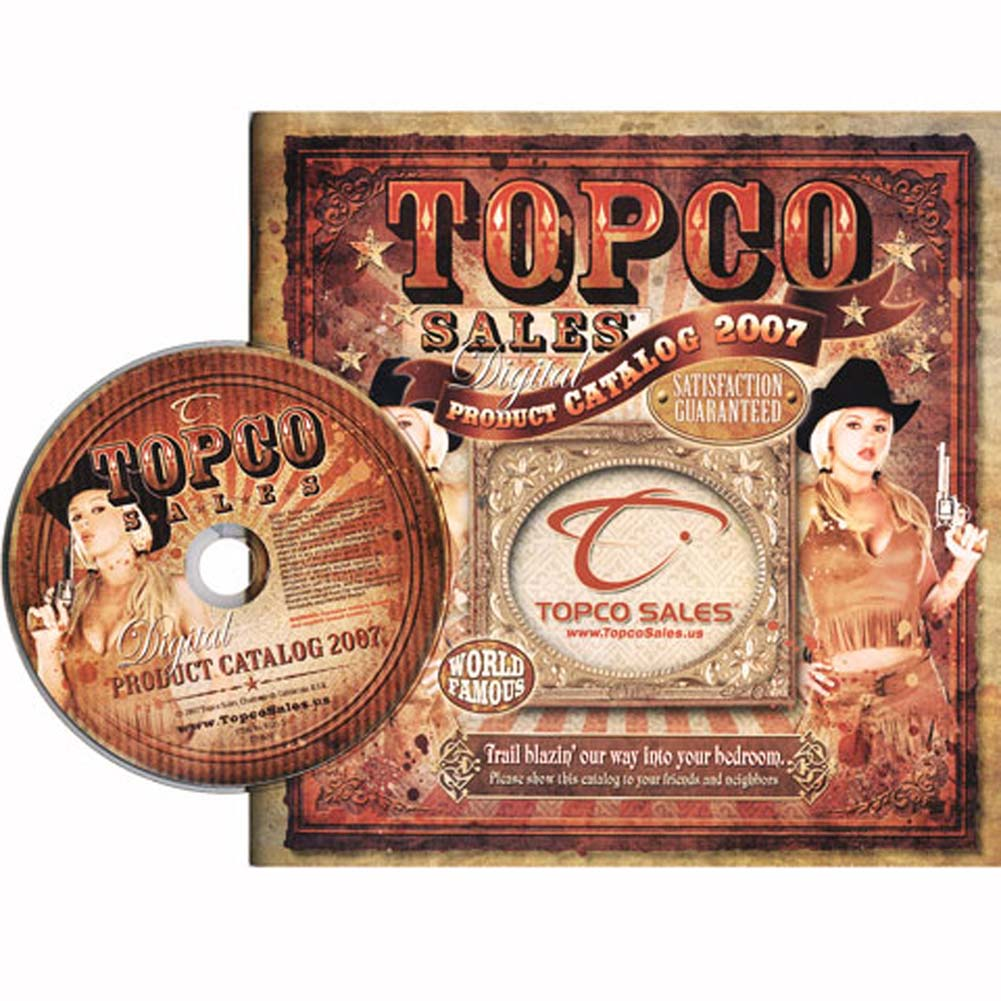 Topco Sales Product Catalog with Prices 2007 - View #1
