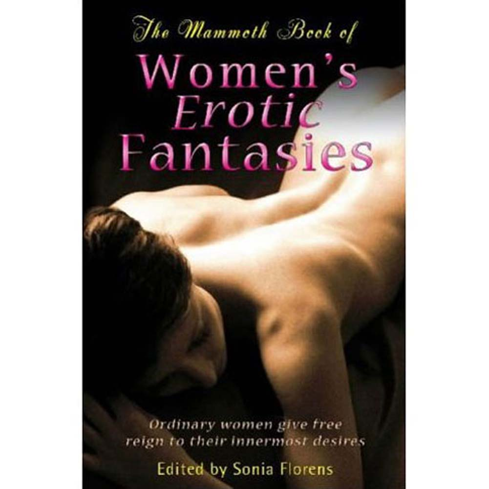 Mammoth Book of Womens Erotic Fantasies - View #1