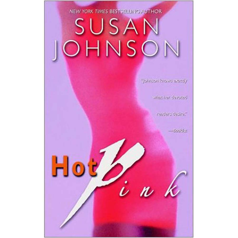Hot Pink Book - View #1