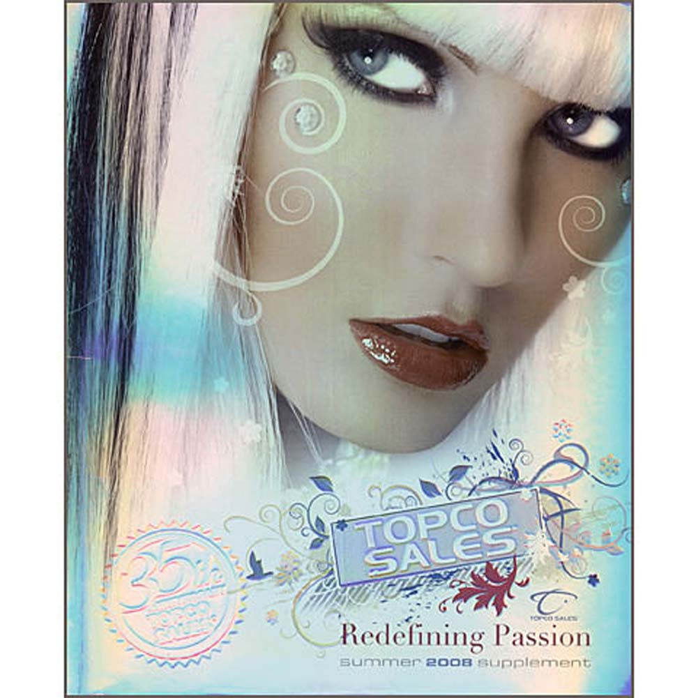 Topco Sales Redefining Passion Summer 2008 Catalog - View #1
