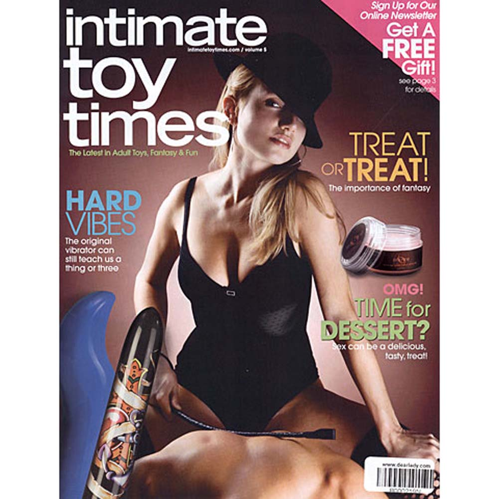 Intimate Toy Times Magazine - View #1