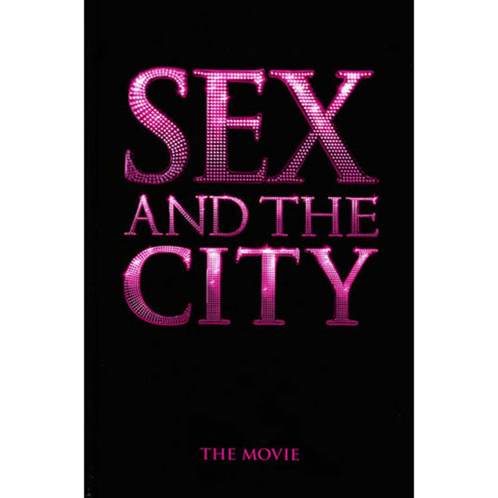 Sex and the City The Movie Book - View #1