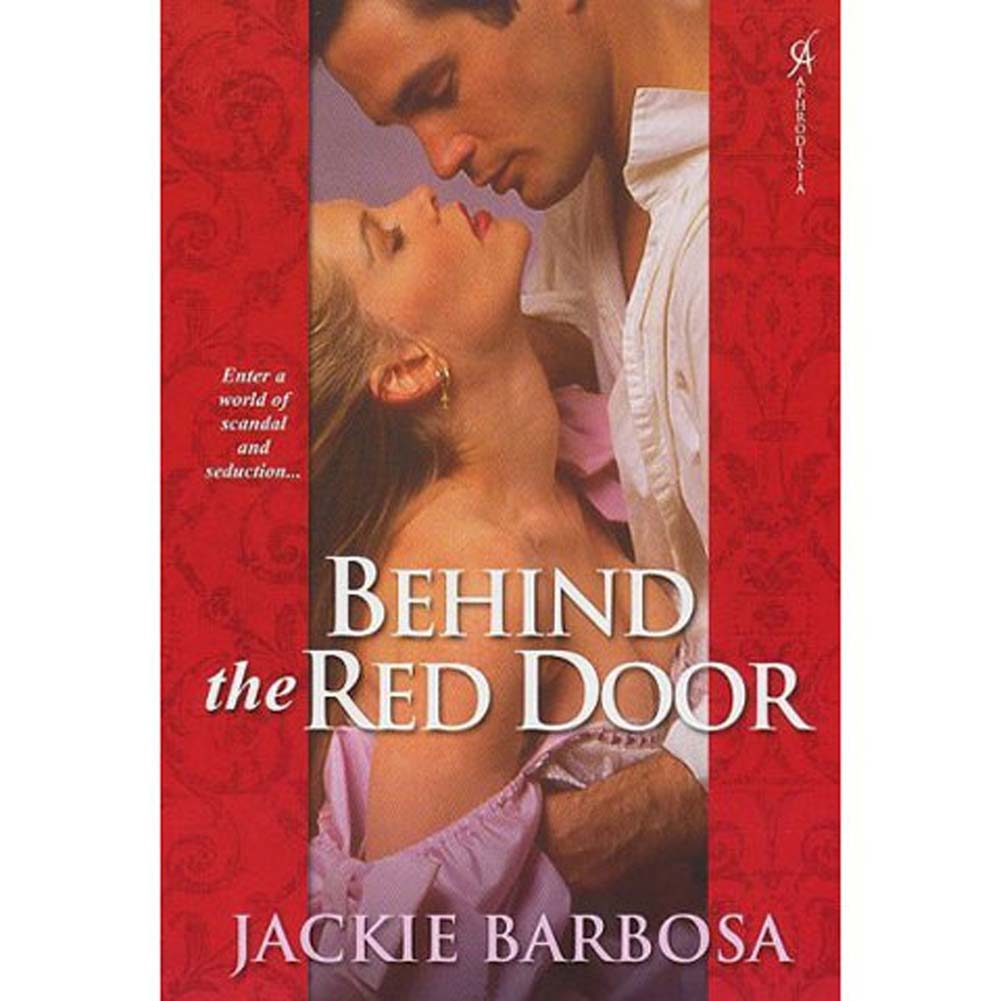 Behind the Red Door Book - View #1