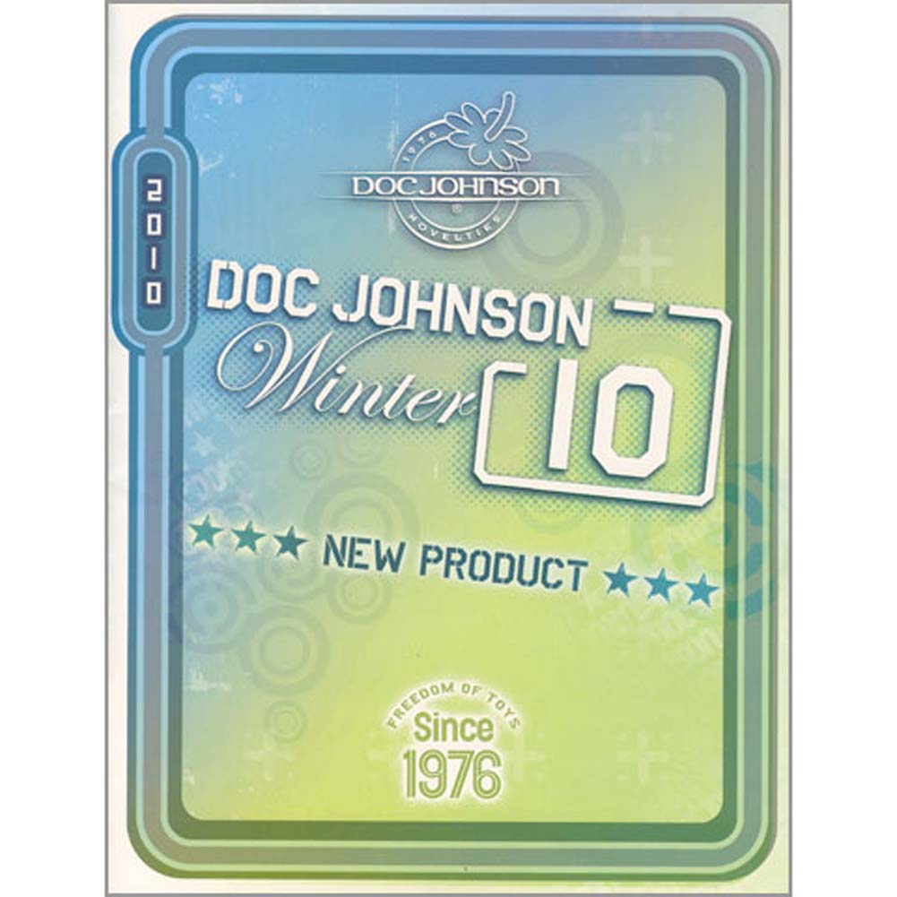 Doc Johnson Summer 2009 Winter 2010 Supplement Catalog - View #1
