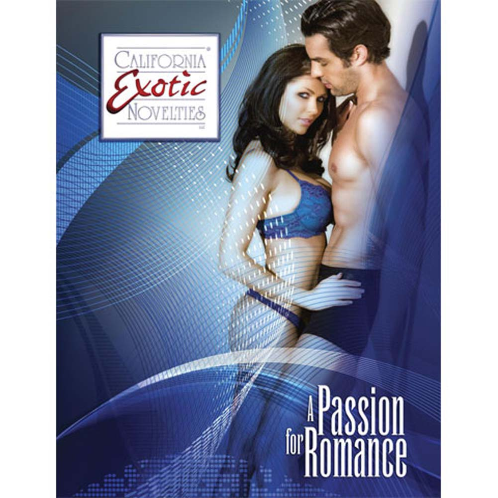 California Exotic Novelties 2010 Passion for Romance Catalog - View #1