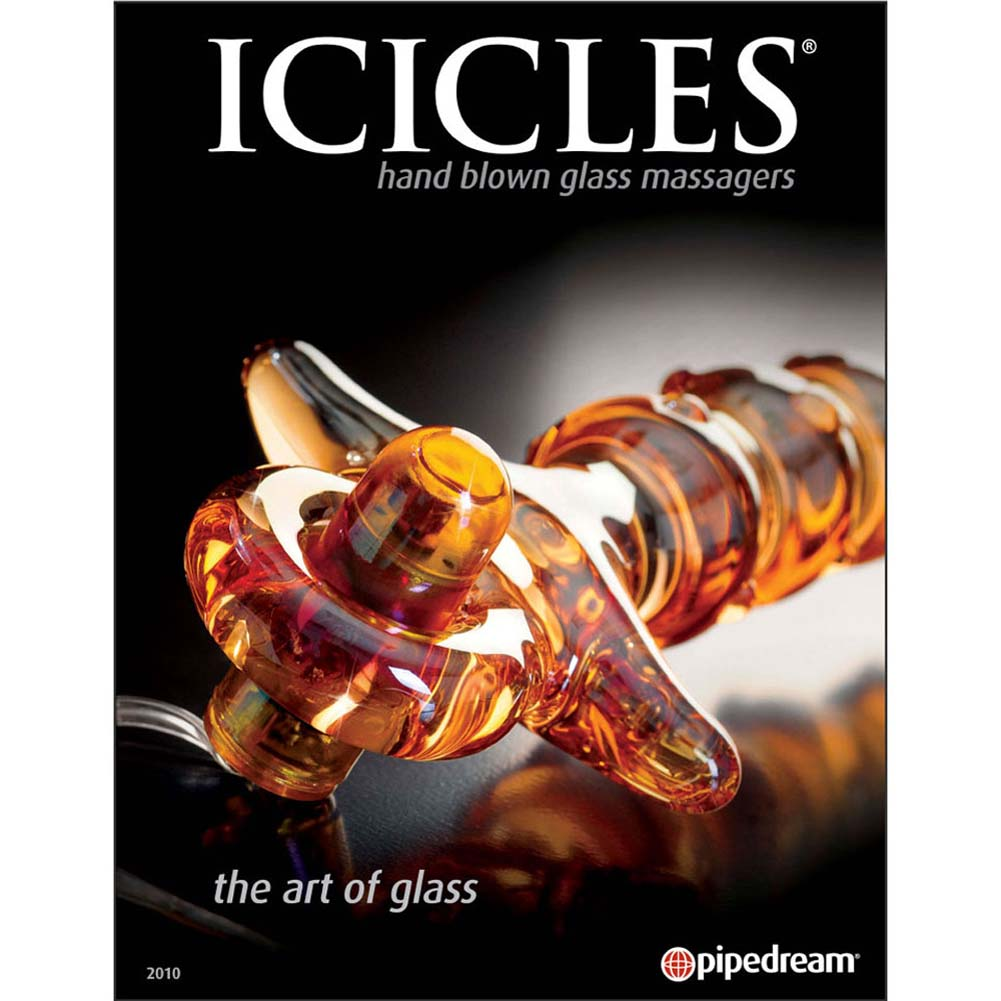 Pipedream Icicles the Art of Glass 2010 Catalog - View #1