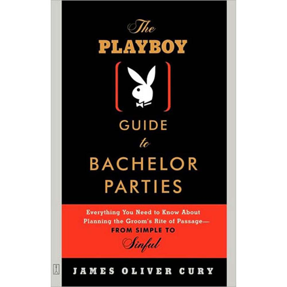 Playboy Guide to Bachelor Parties Book - View #1