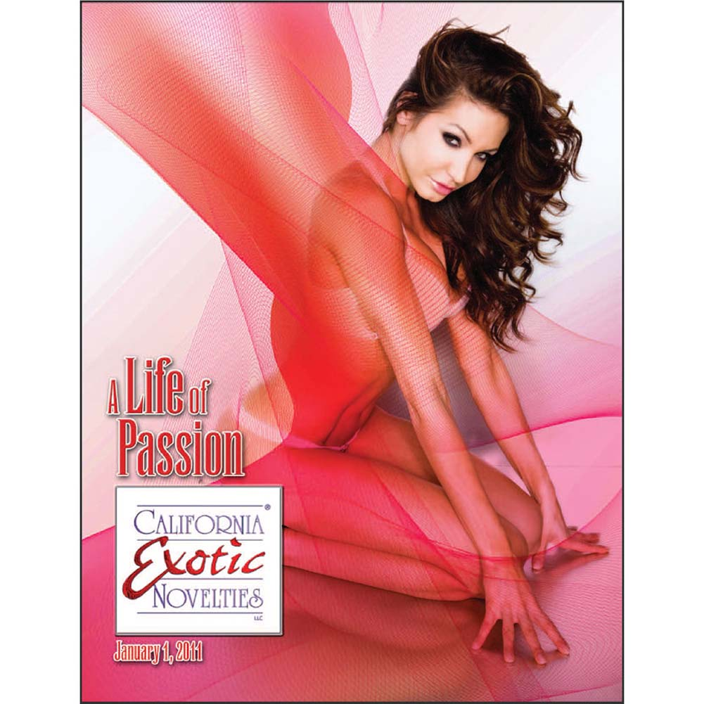 California Exotic Novelties January 2011 Collection Catalog - View #1