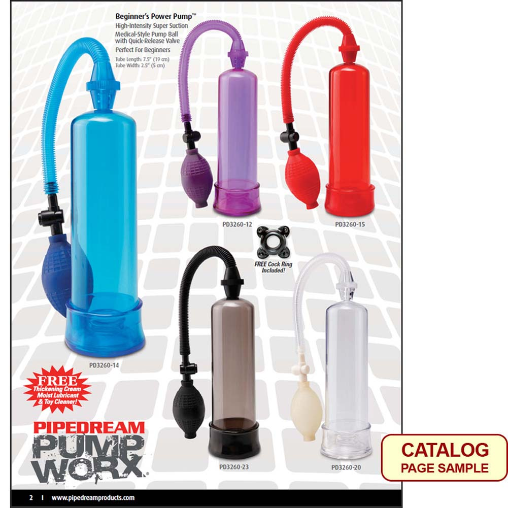 Pipedream Pump Worx 2011 Catalog - View #2