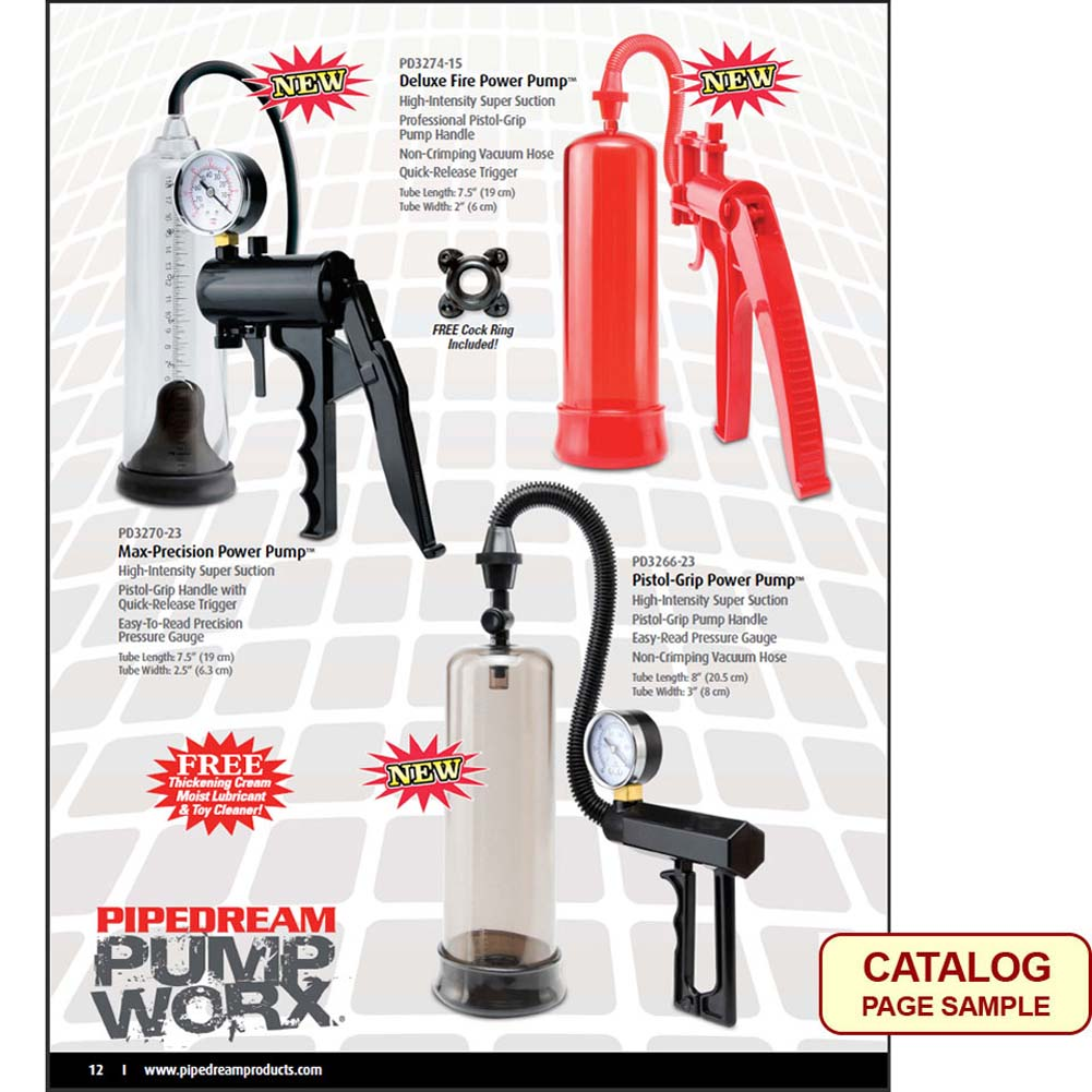 Pipedream Pump Worx 2011 Catalog - View #4