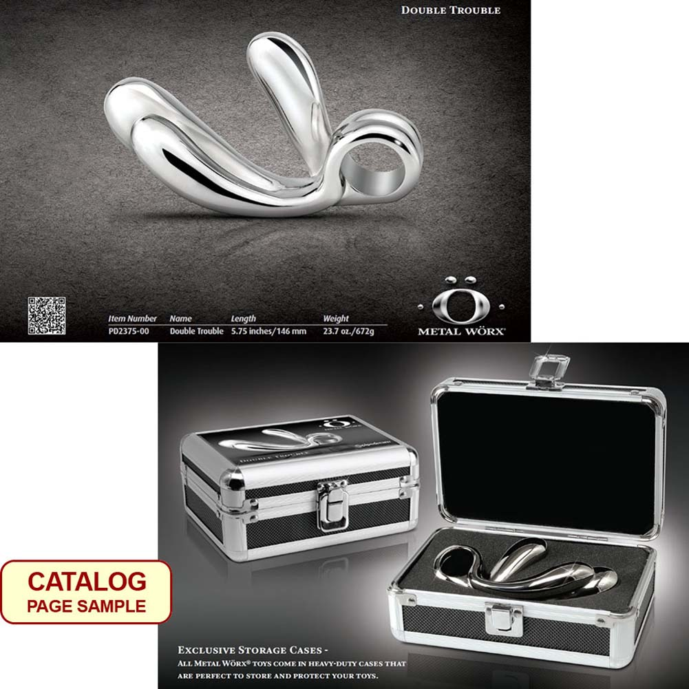 Pipedream Metal Worx 2011 Catalog - View #2