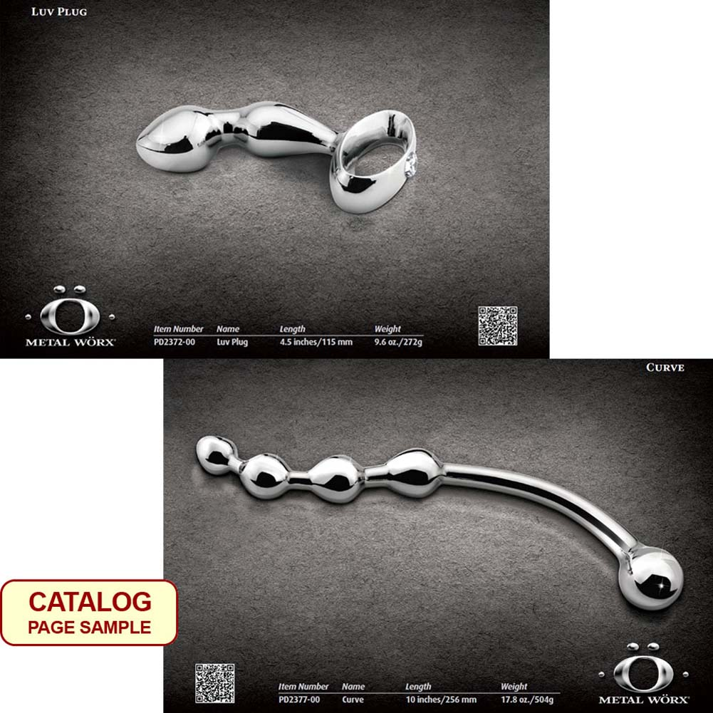 Pipedream Metal Worx 2011 Catalog - View #4