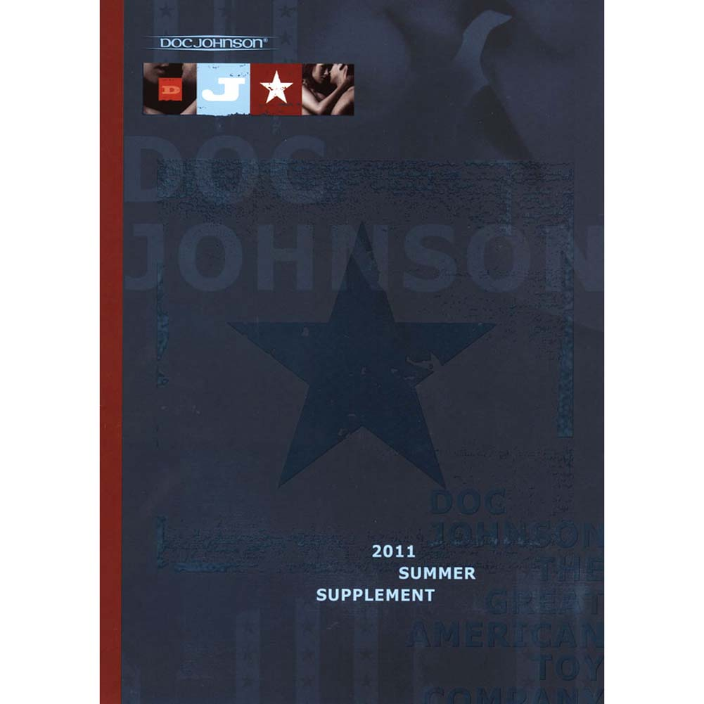 Doc Johnson Summer 2011 Supplement Catalog - View #1