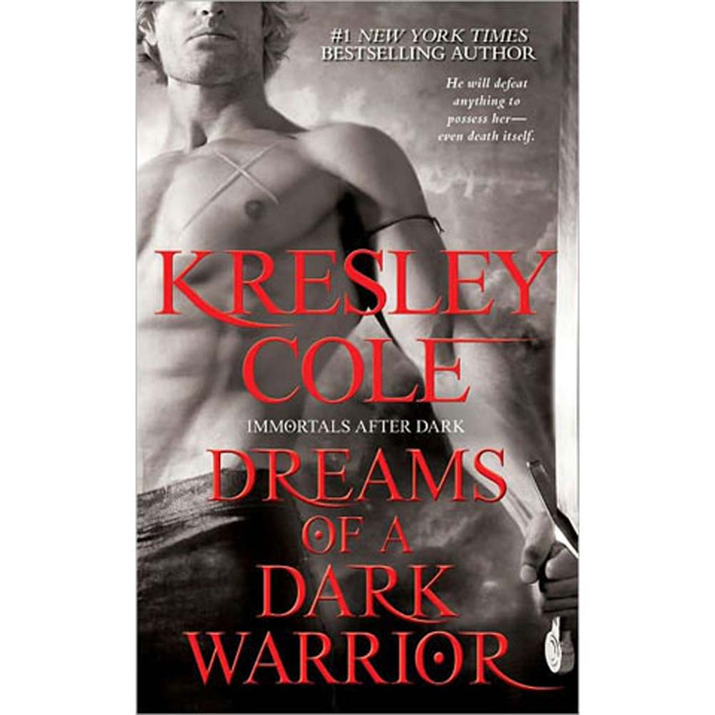 Dreams of a Dark Warrior Book by Kresley Cole - View #1