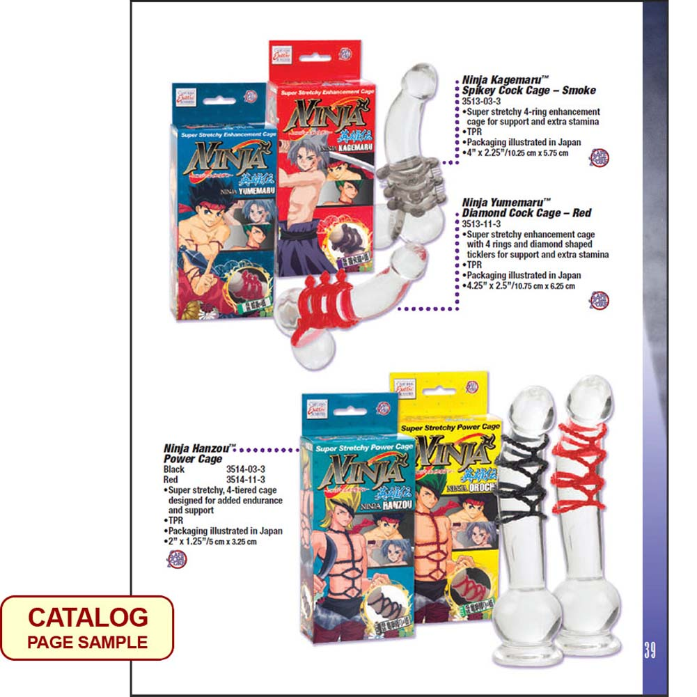 California Exotic Novelties Spring 2012 Collection Catalog - View #4