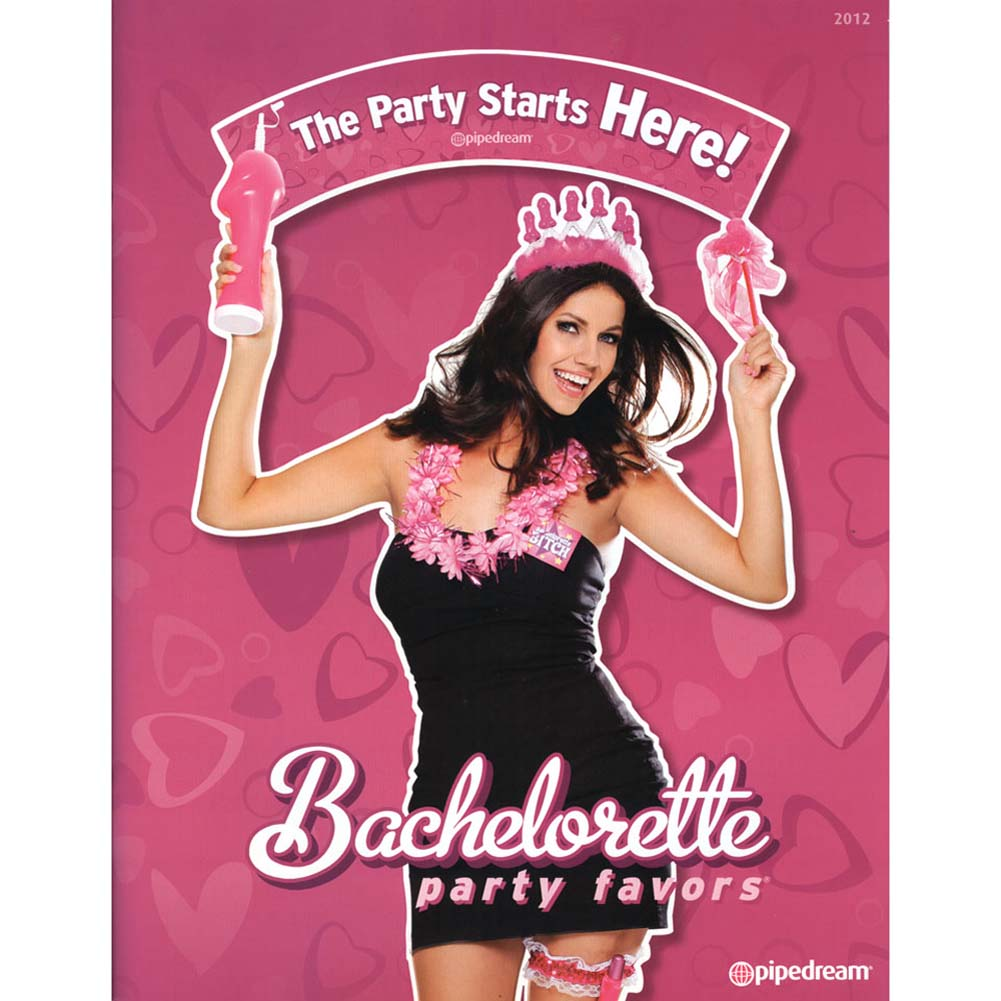 Pipedream Bachelorette Party Favors 2012 Catalog - View #1