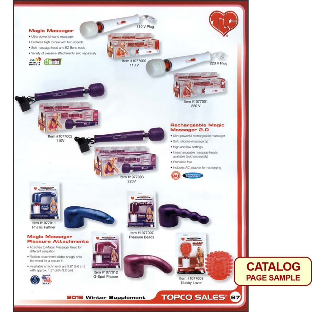 Topco Sales January 2012 Winter Supplement Catalog - View #4