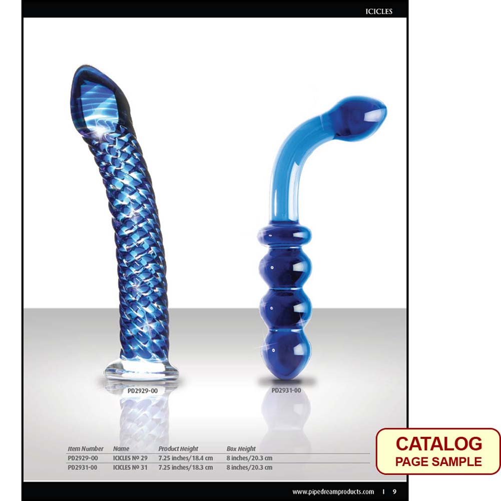Pipedream Icicles 2012 Catalog - View #3
