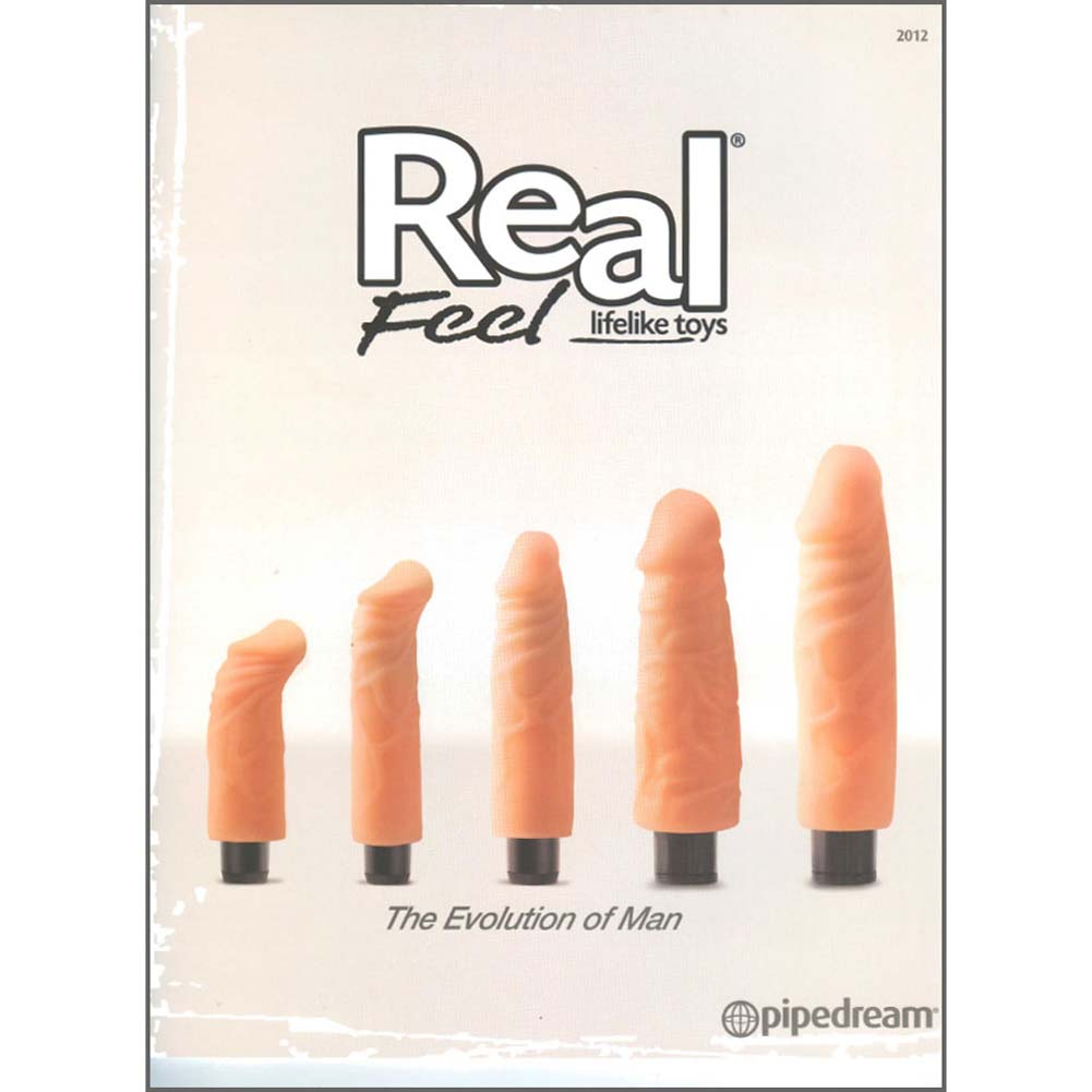 Pipedream Real Feel Lifelike Toys 2012 Catalog - View #1