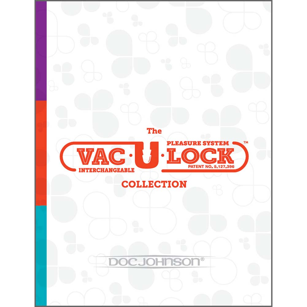 Doc Johnson Vac-U-Lock Pleasure System Collection Catalog - View #1