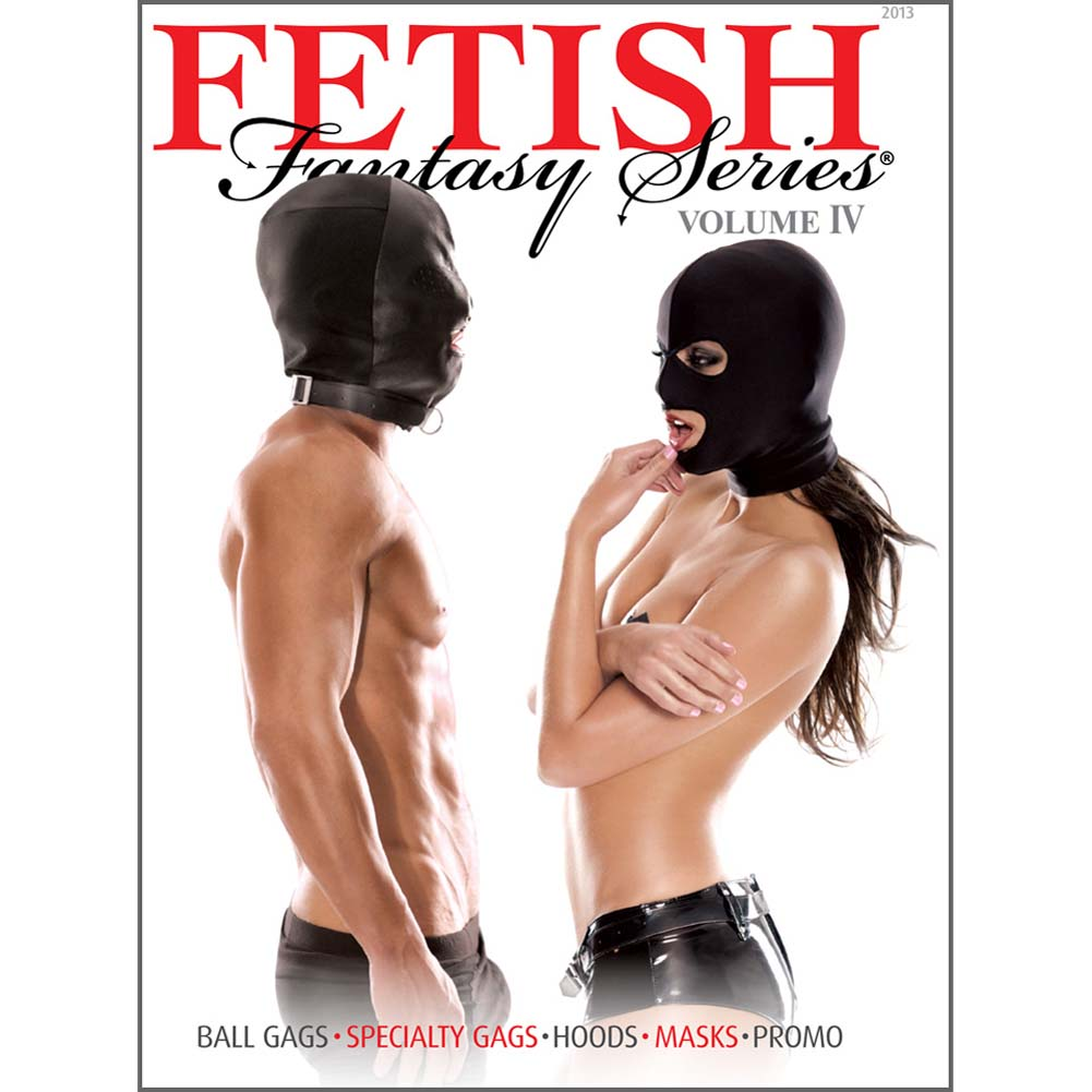 Pipedream Fetish Fantasy Series Volume 4 2013 Catalog - View #1