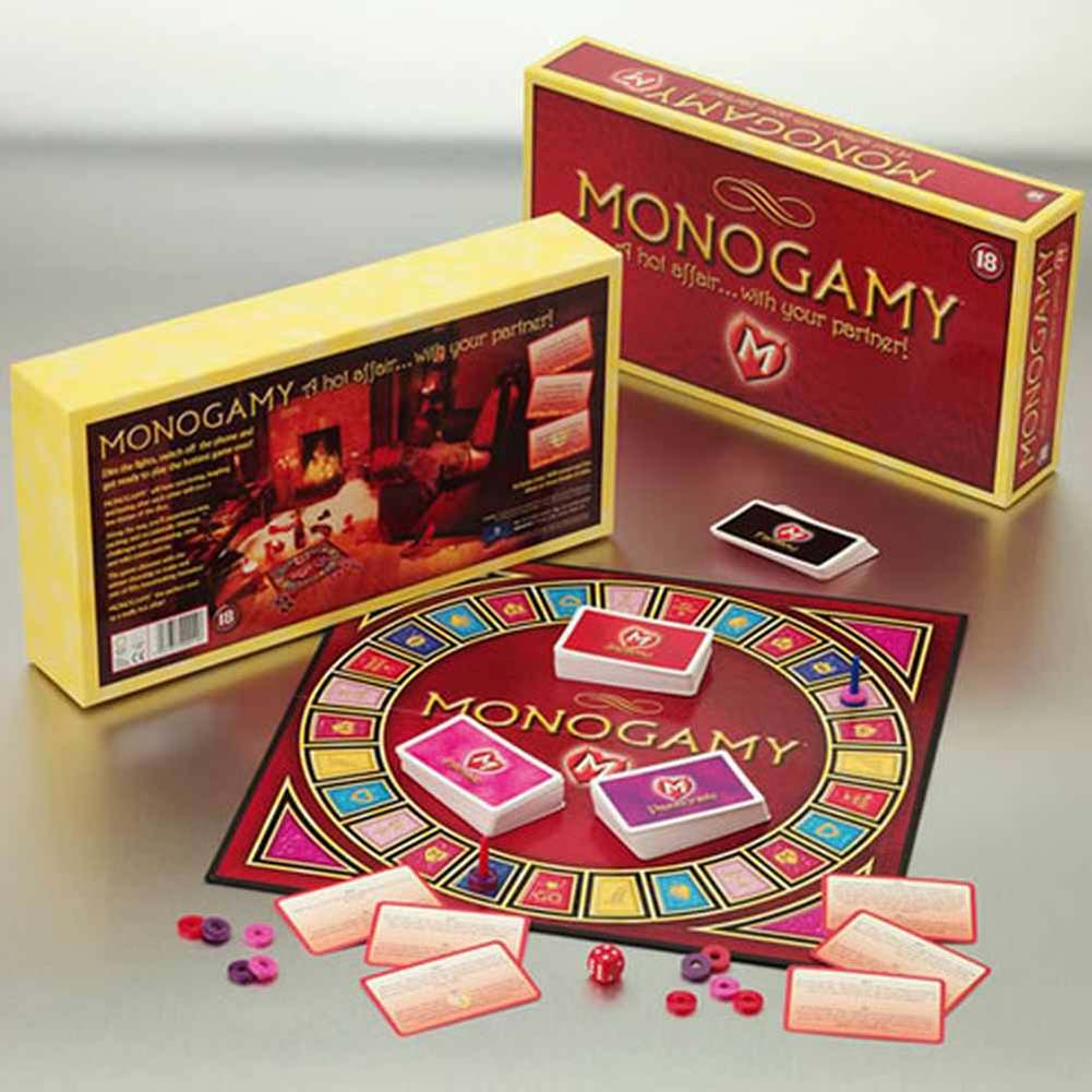 Monogamy a Hot Affair with Your Partner Game for Couples - View #3