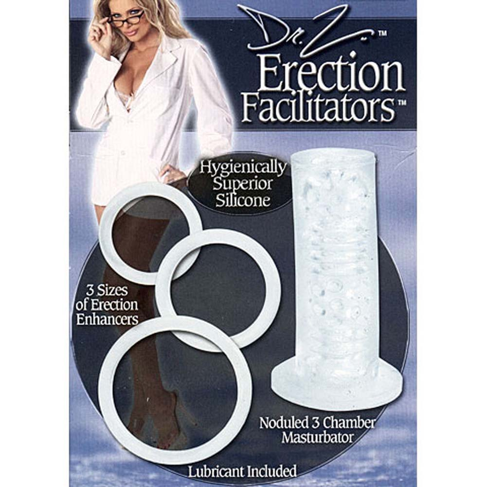 Dr. Z. Erection Facilitators Silicone Kit - View #3