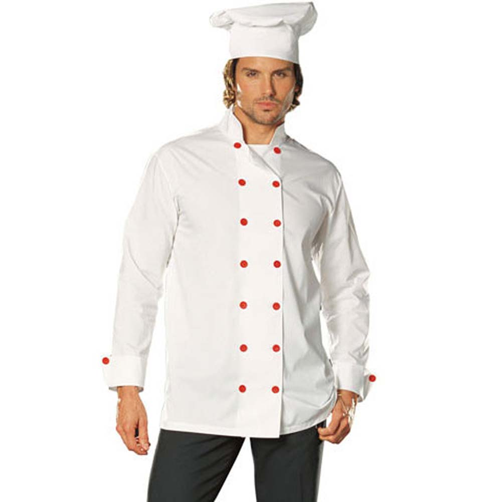 Sexy Chef Costume Extra Large - View #1