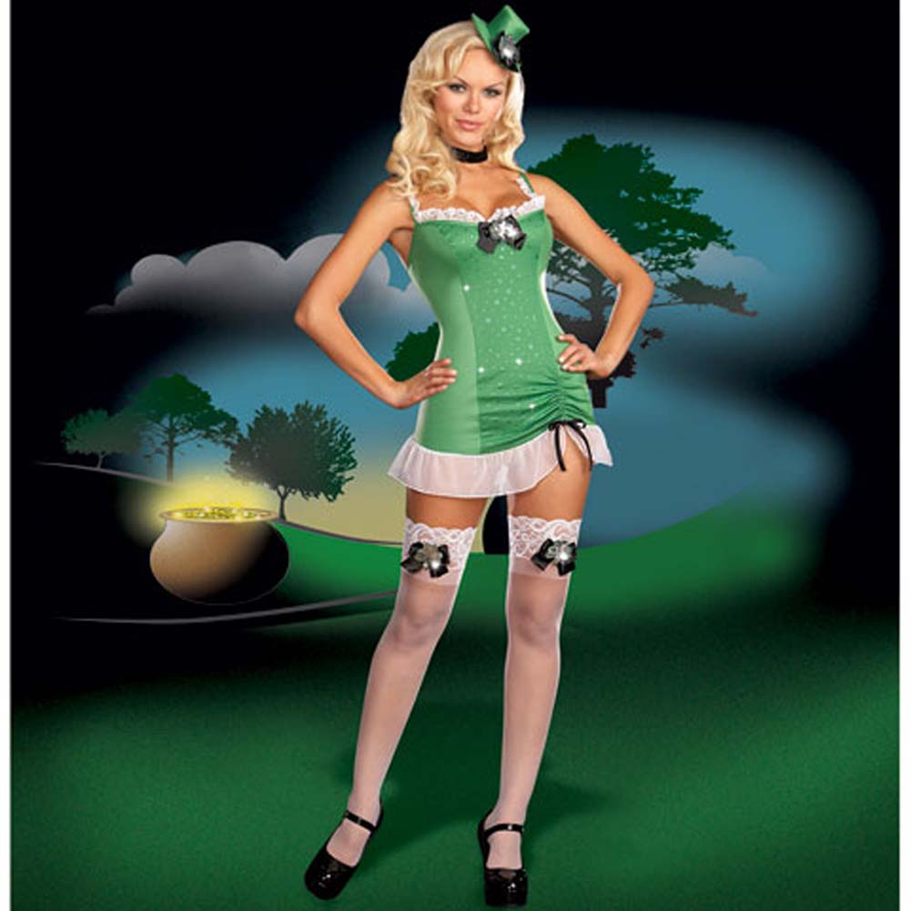 Patti St. Patrick Costume ExtraLarge - View #2