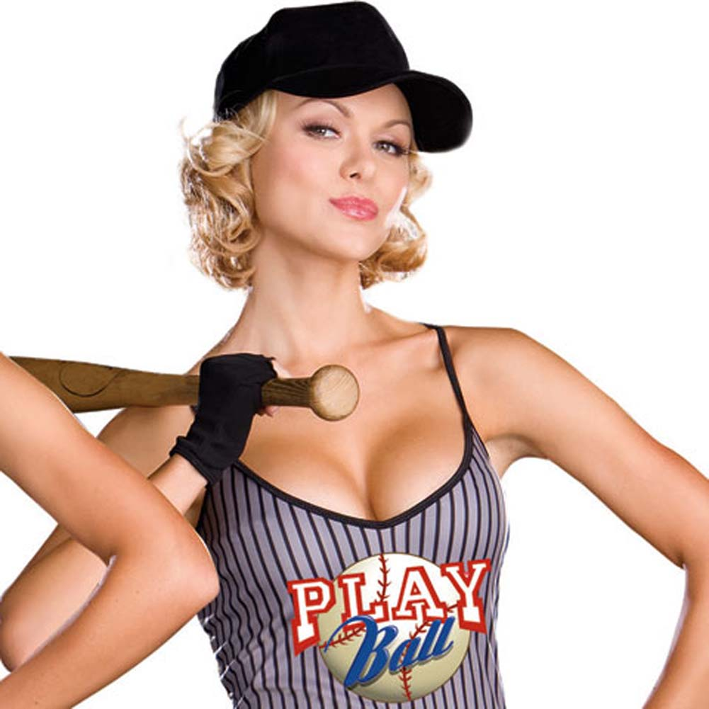 Fully Reversible Double Play Sports Costume Small - View #4