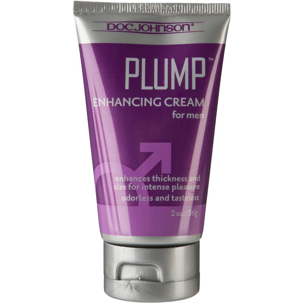 Doc Johnson Plump Enhancement Cream for Men 2 Oz 56 G Boxed - View #2