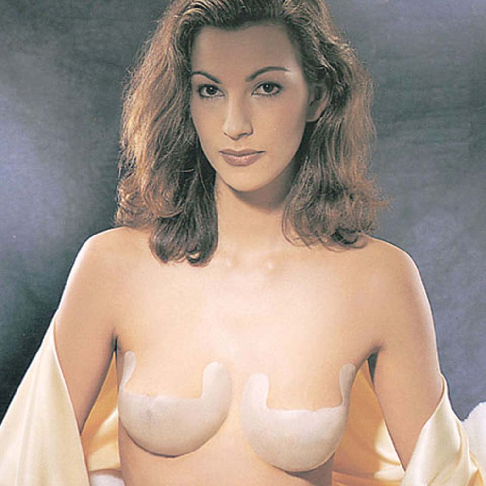 Solid Invisible Bra Backless and Strapless Nude Size A - View #1