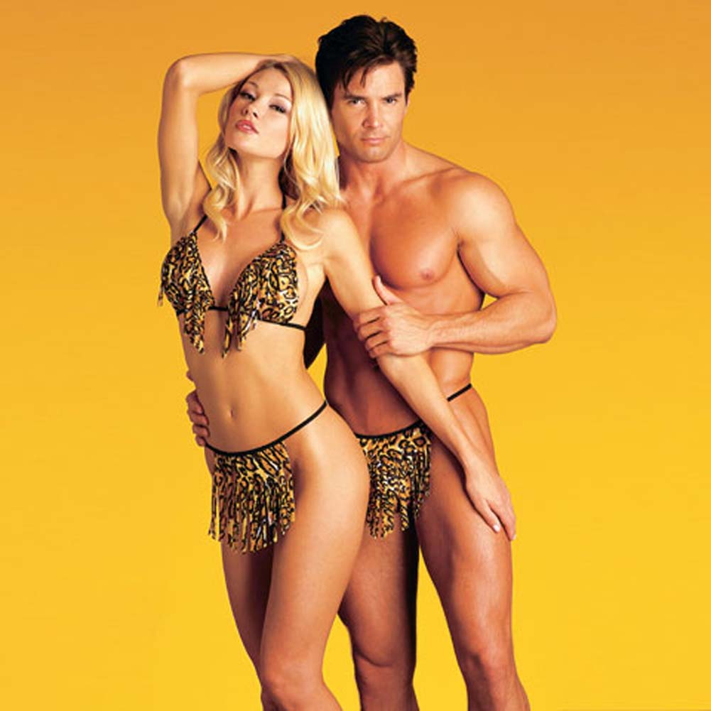 His and Hers Jungle Set Plus Size - View #2