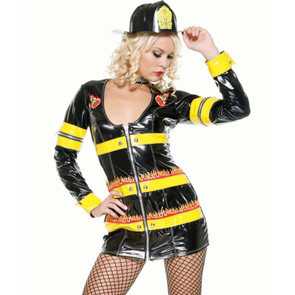 Forplay Igniter Costume Size Plus 1X/2X - View #1