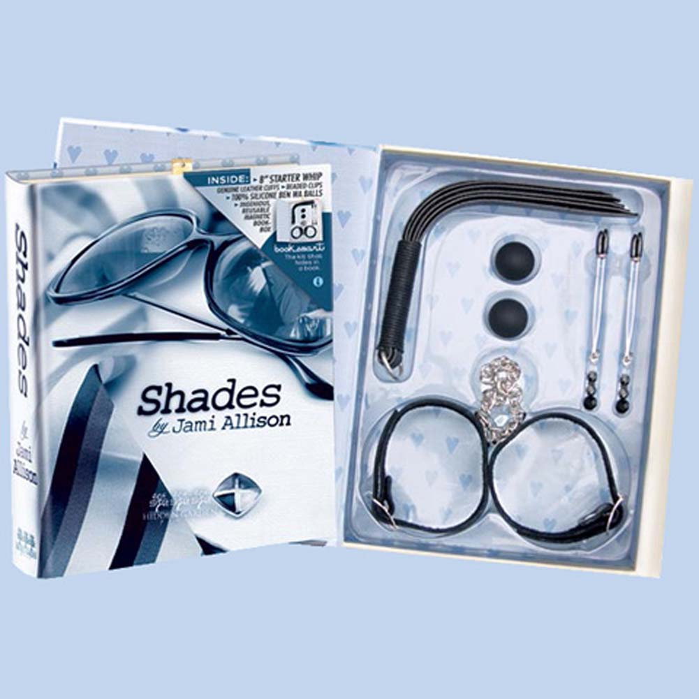Book Smart Shades Edition Kinky Bondage Kit for Lovers - View #3