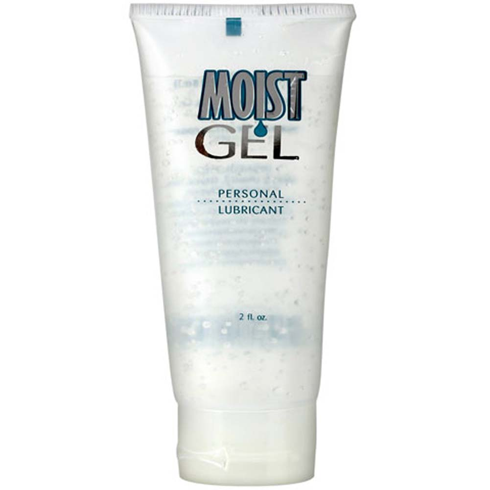 Moist Gel Personal Lube 2 Fl. Oz. - View #1