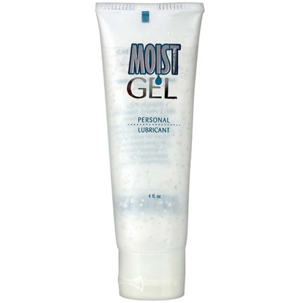 Moist Gel Personal Lube 4 Fl. Oz. - View #1