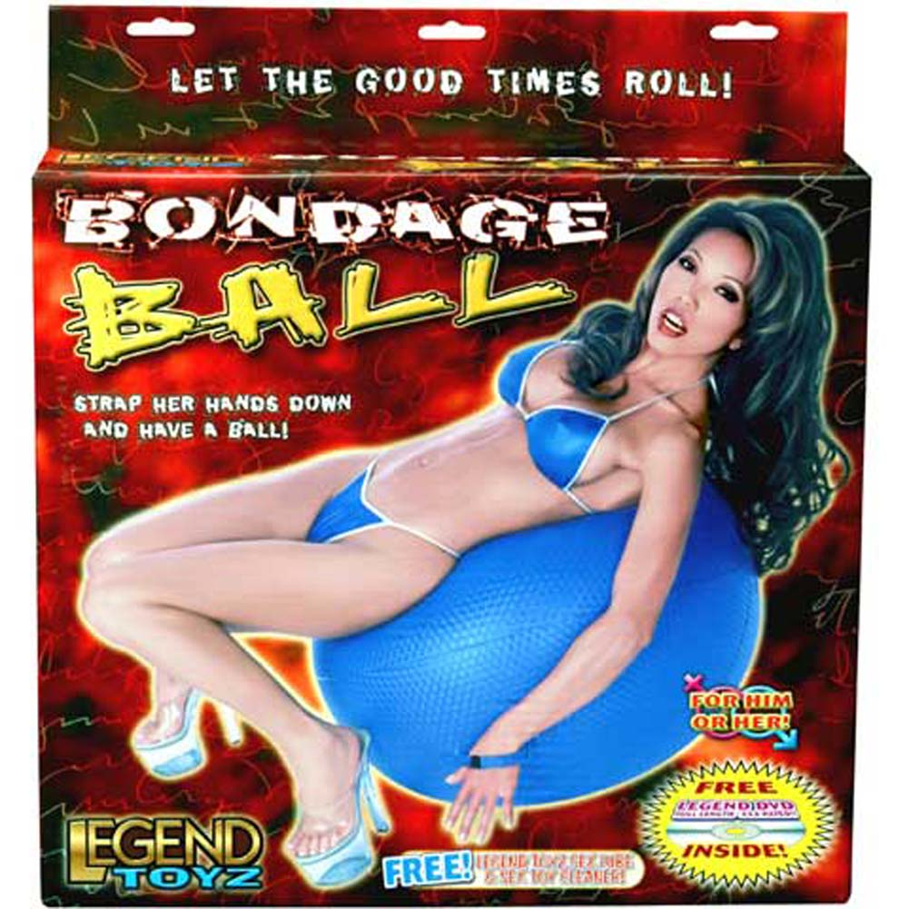 Bondage Ball with FREE XXX DVD - View #2