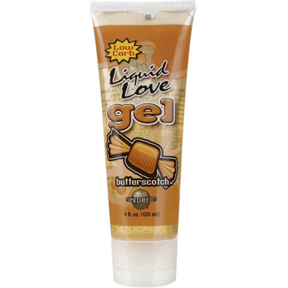 Liquid Love Gel Butterscotch 4 Fl. Oz. Tube - View #2