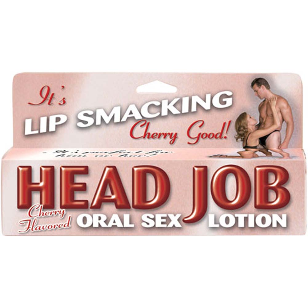 Head Job Oral Sex Lotion Cherry 1.5 Fl. Oz. - View #3
