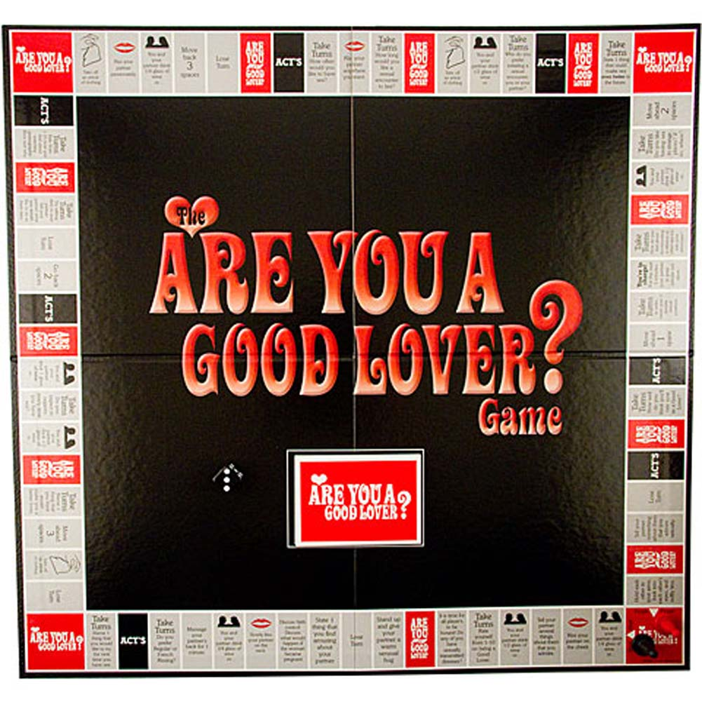 Are You A Good Lover Game - View #2