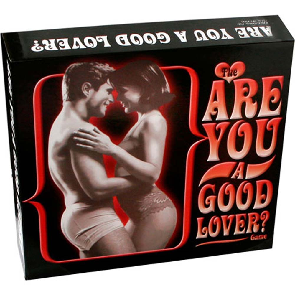 Are You A Good Lover Game - View #4