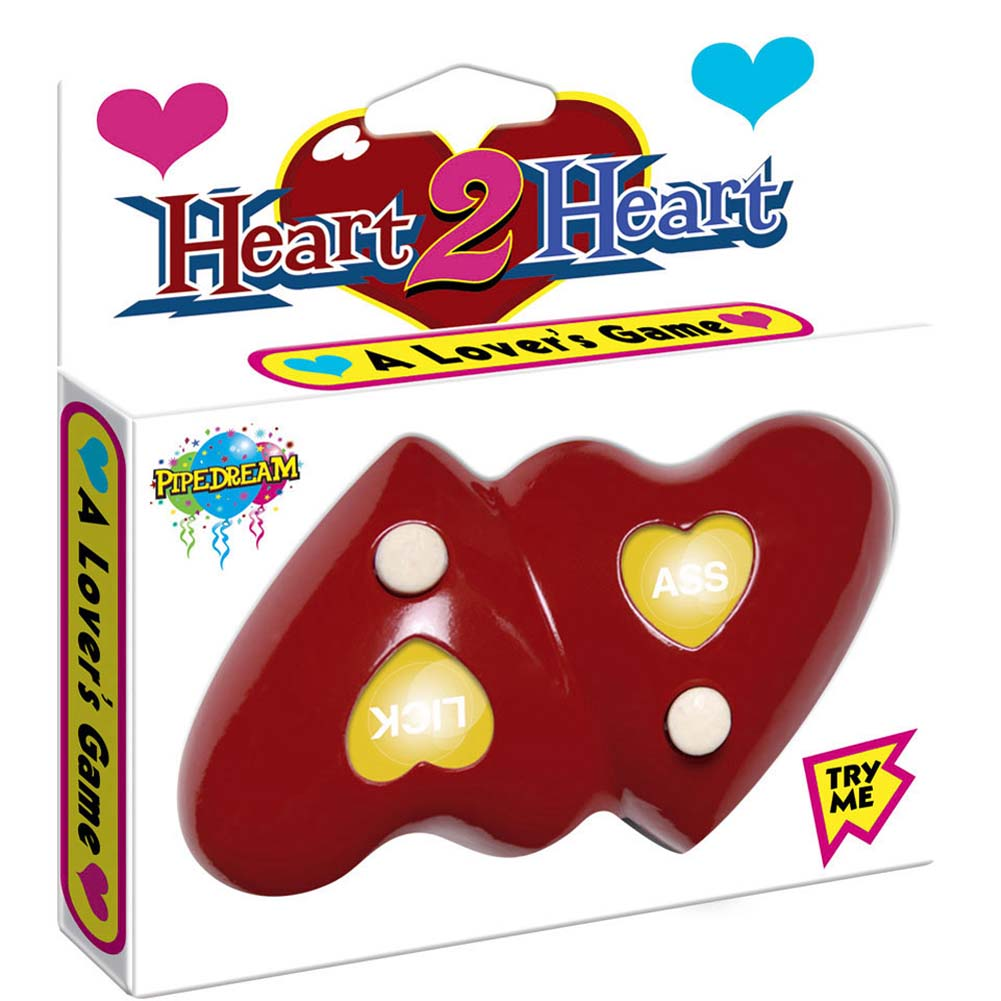 Heart 2 Heart Lovers Game - View #3