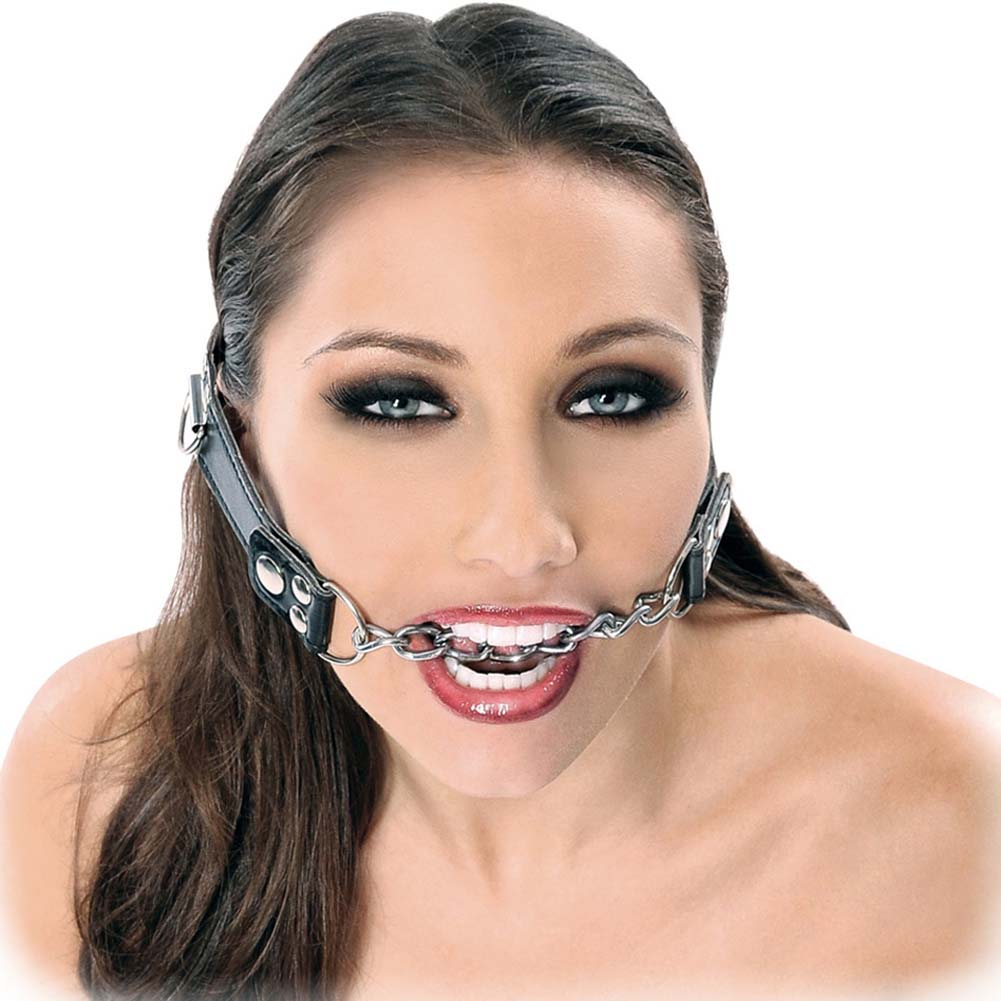 Fetish Fantasy Extreme Interchangeable Gag Black - View #4