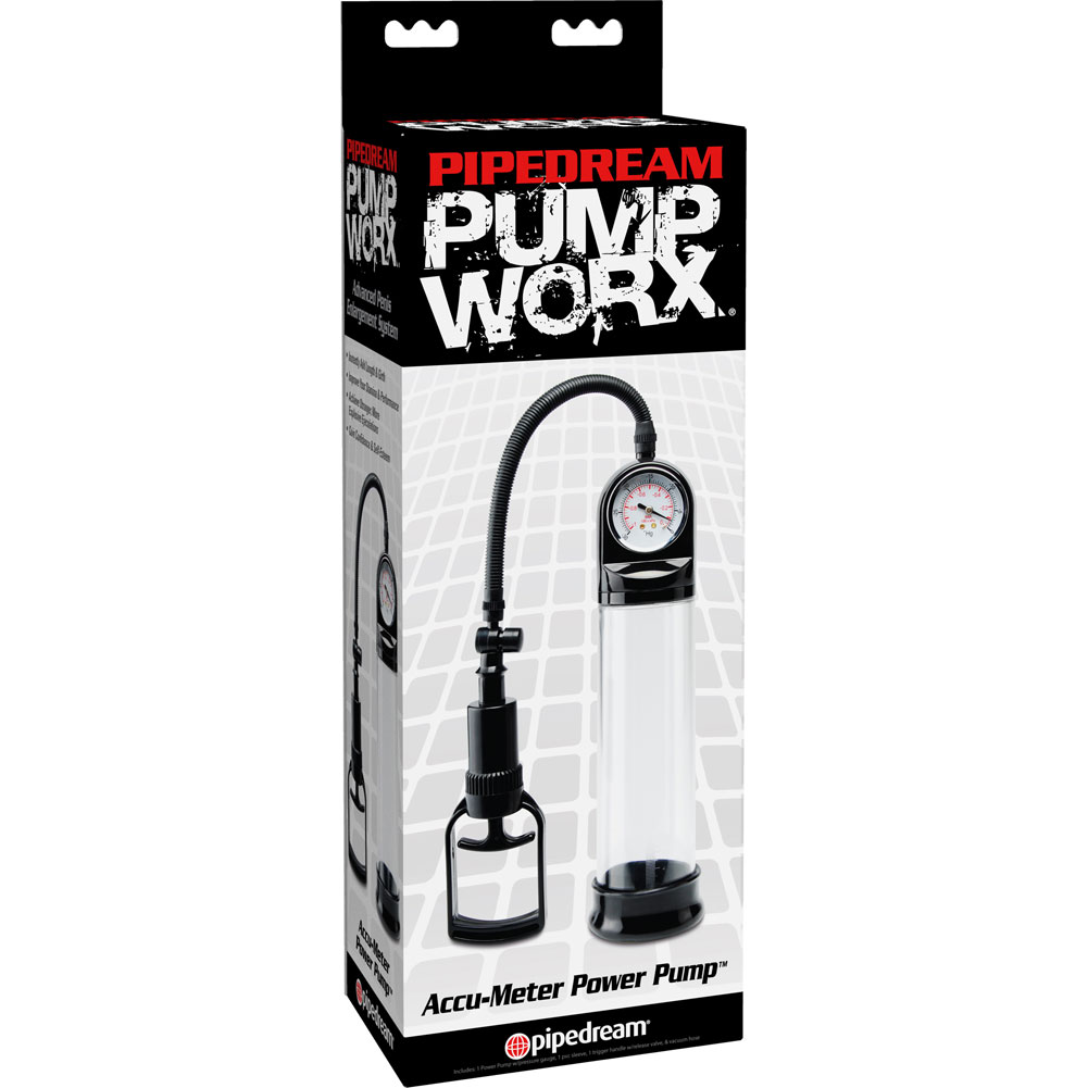 Pump Worx Accu Meter Power Pump Black - View #4