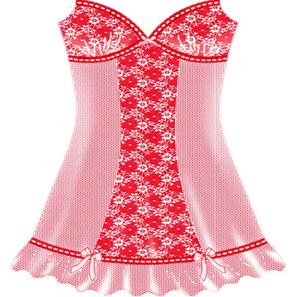New Arabesque Chemise Pink Small - View #2