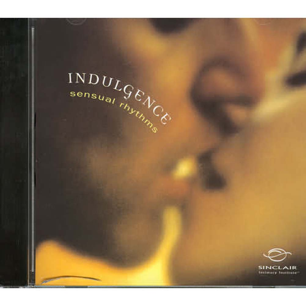 Indulgence Sensual Rhythms Music CD - View #2