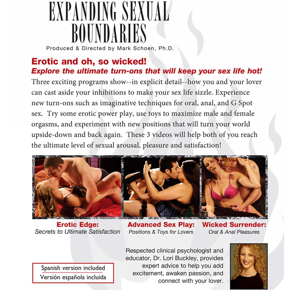 Expanding Sexual Boundaries 3 Films On 1 DVD - View #2