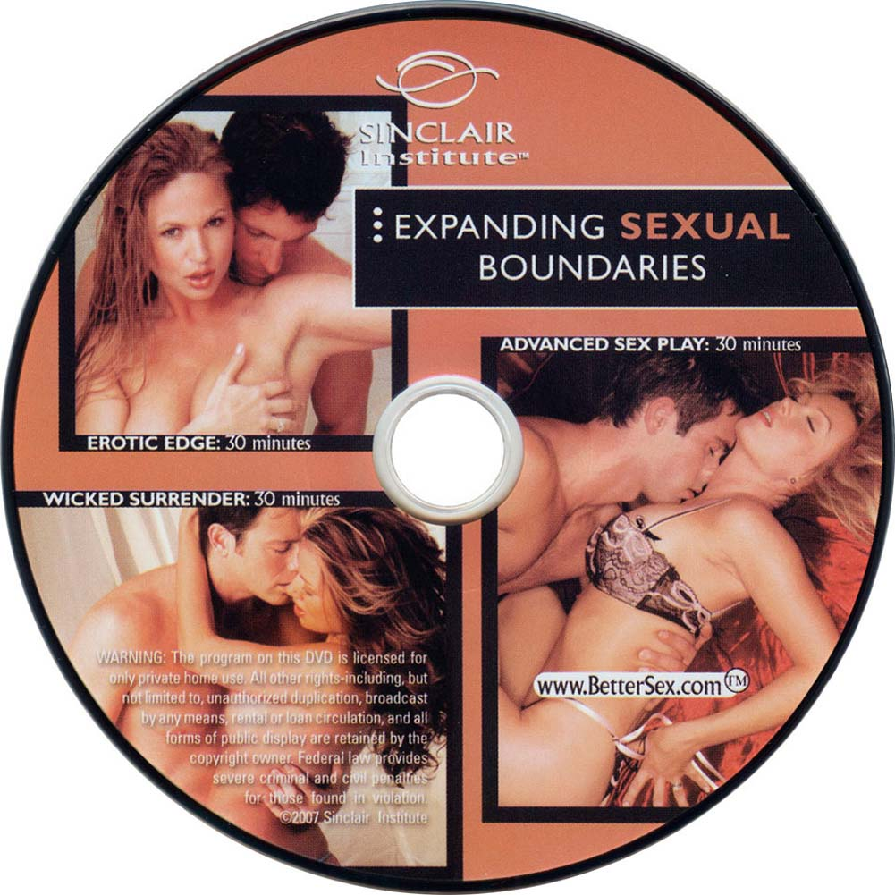 Expanding Sexual Boundaries 3 Videos On 1 DVD - View #1