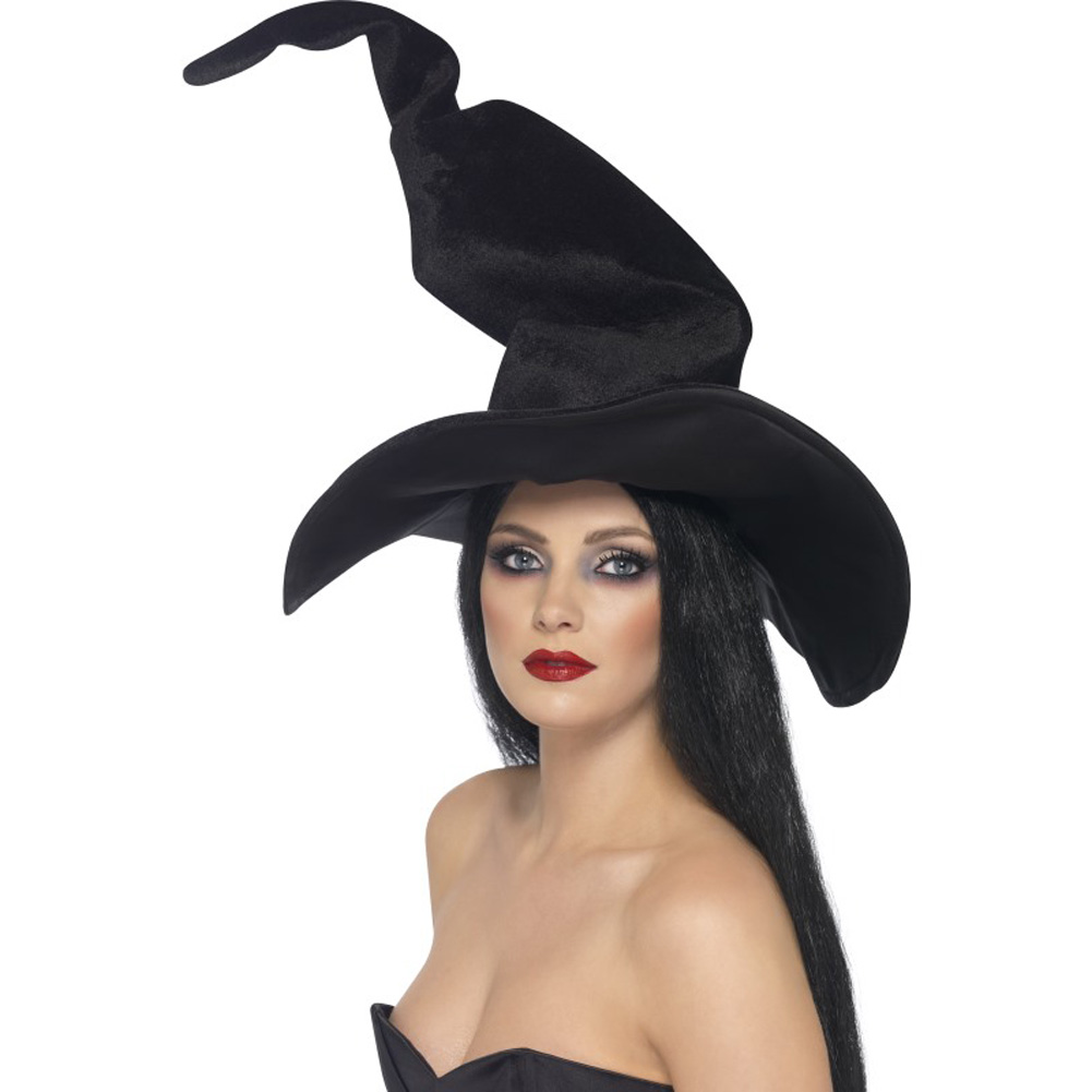 Witch Hat One Size Black - View #1